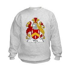 Way Family Crest Sweatshirt