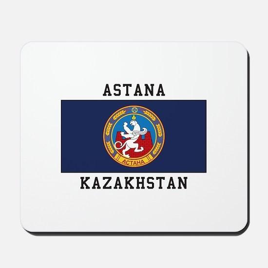 Astana, Kazakhstan Mousepad