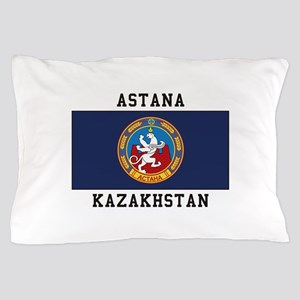 Astana, Kazakhstan Pillow Case