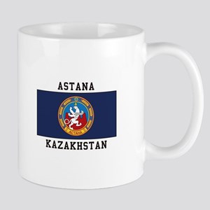 Astana, Kazakhstan Mugs