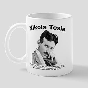 Tesla: Inseparable Mug