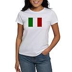 Italian Flag/Women's T-Shirt