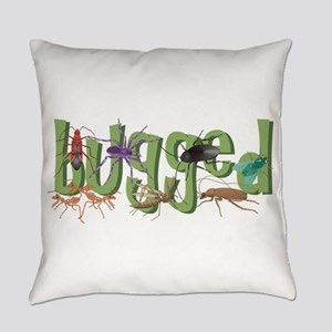 Bugged Everyday Pillow