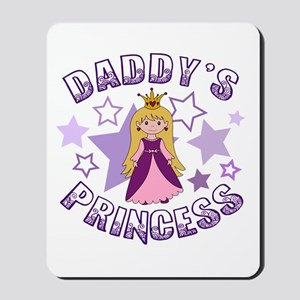 Daddy's Princess Mousepad