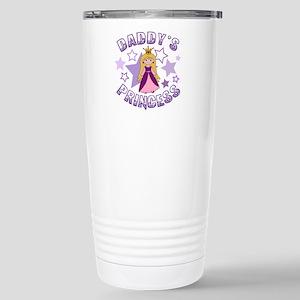 Daddy's Princess (Lt Sk Stainless Steel Travel Mug