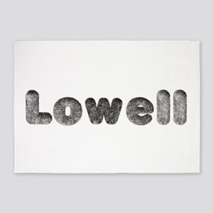 Lowell Wolf 5'x7' Area Rug