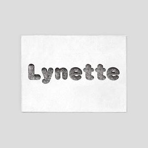 Lynette Wolf 5'x7' Area Rug