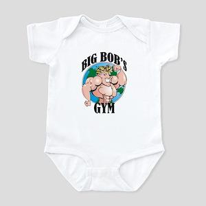 Big Bob's Gym Infant Bodysuit