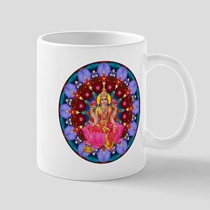 Daily Focus Mandala 4.2.15 Lakshmi Mug