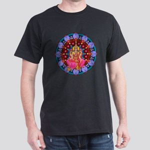 Daily Focus Mandala 4.2.15 Lakshmi Dark T-Shirt