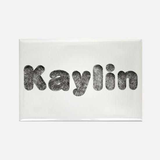 Kaylin Wolf Rectangle Magnet