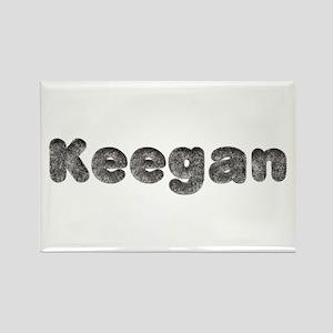 Keegan Wolf Rectangle Magnet