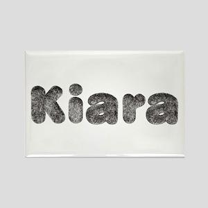 Kiara Wolf Rectangle Magnet