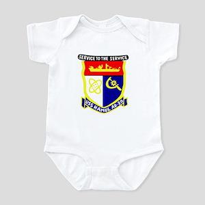 USS Hamul (AD 20) Infant Bodysuit