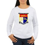 USS Hamul (AD 20) Women's Long Sleeve T-Shirt