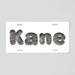 Kane Wolf Aluminum License Plate