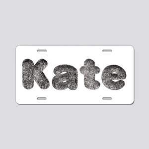 Kate Wolf Aluminum License Plate