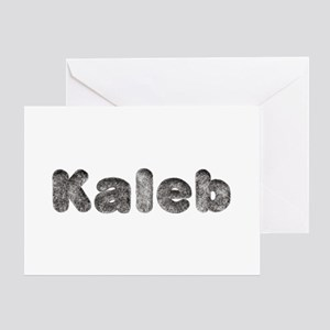 Kaleb Wolf Greeting Card