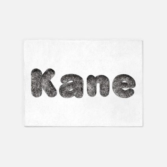 Kane Wolf 5'x7' Area Rug