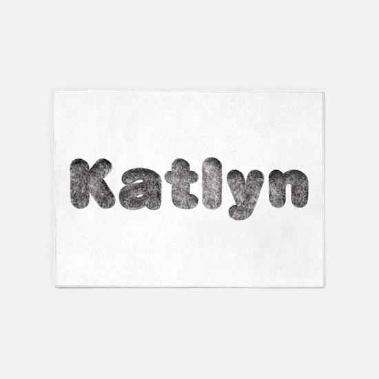 Katlyn Wolf 5'x7' Area Rug