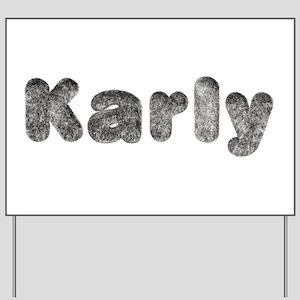 Karly Wolf Yard Sign