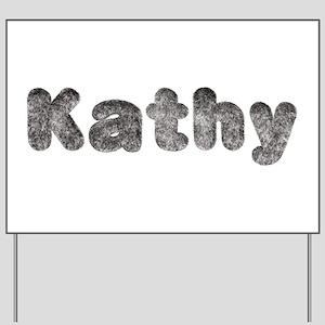 Kathy Wolf Yard Sign