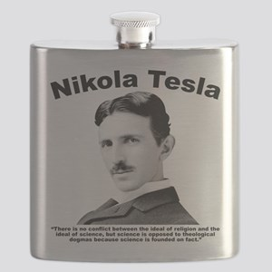 Tesla: Religion Flask