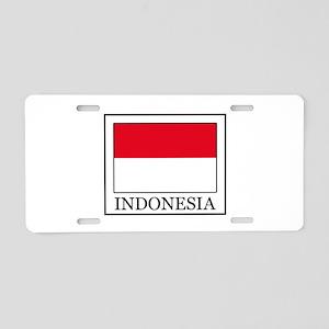 Indonesia Aluminum License Plate
