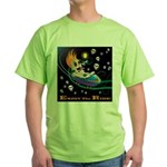 Enjoy the Ride! Green T-Shirt