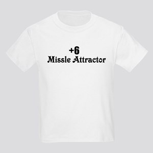 +6 Missle Attractor Kids Light T-Shirt