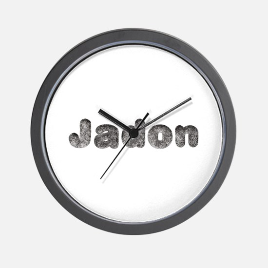 Jadon Wolf Wall Clock