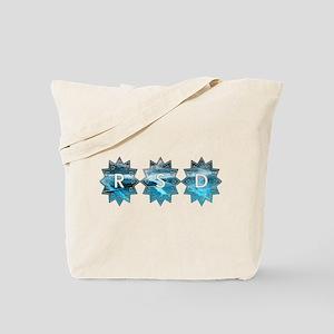 RSD Awareness Starburst Ice Shield Tote Bag