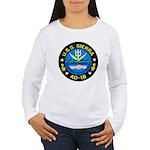 USS Sierra (AD 18) Women's Long Sleeve T-Shirt