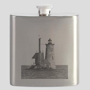 Whaleback Lighthouse Flask