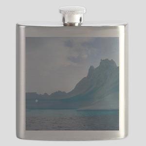 Antarctic Iceberg Flask