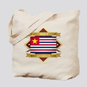 1st Louisiana Special Battalion Tote Bag