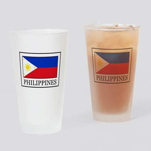 Philippines Drinking Glass
