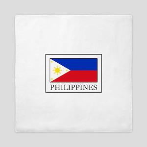 Philippines Queen Duvet