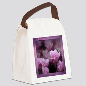 Stand Out in the Crowd Canvas Lunch Bag