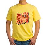 Need Love Yellow T-Shirt
