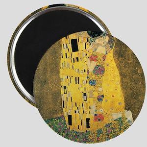 The Kiss - Gustav Klimt Magnet