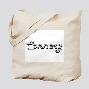 Connery surname classic design Tote Bag