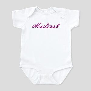 Muslimah Infant Bodysuit