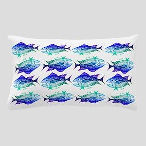 tuna pattern 2 Pillow Case