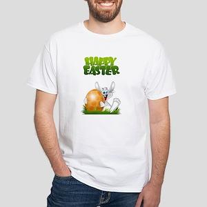 Big Footy Bunny Boy T-Shirt