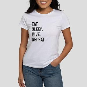 Eat Sleep Dive Repeat T-Shirt
