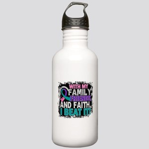 Thyroid Cancer Survivo Stainless Water Bottle 1.0L