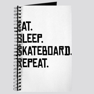 Eat Sleep Skateboard Repeat Journal