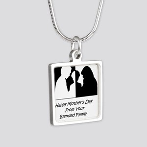Happy Mothers Day From Blended Family Necklaces