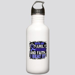 Prostate Cancer Surviv Stainless Water Bottle 1.0L